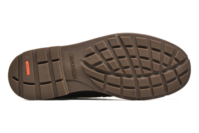 Rgd Buc Wp High Boot Dark Brown