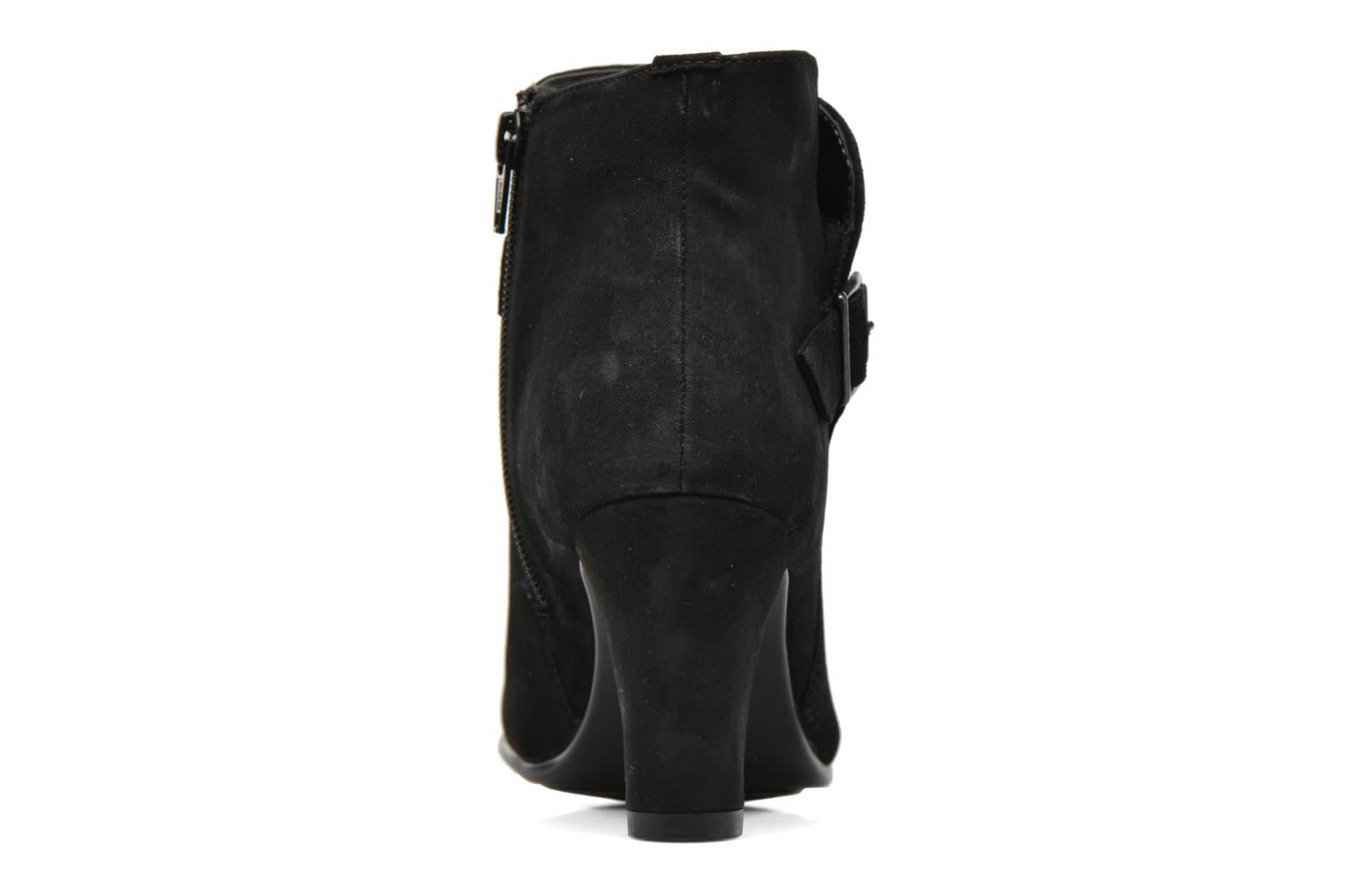 Ankle boots Aerosoles Adopted Black view from the right