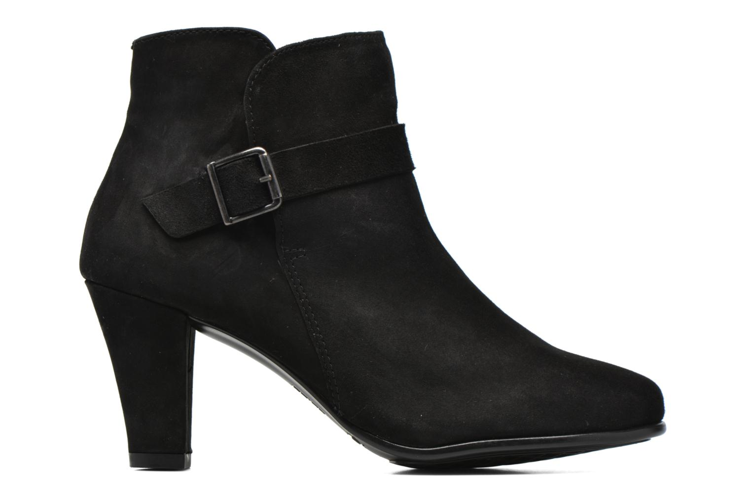 Ankle boots Aerosoles Adopted Black back view