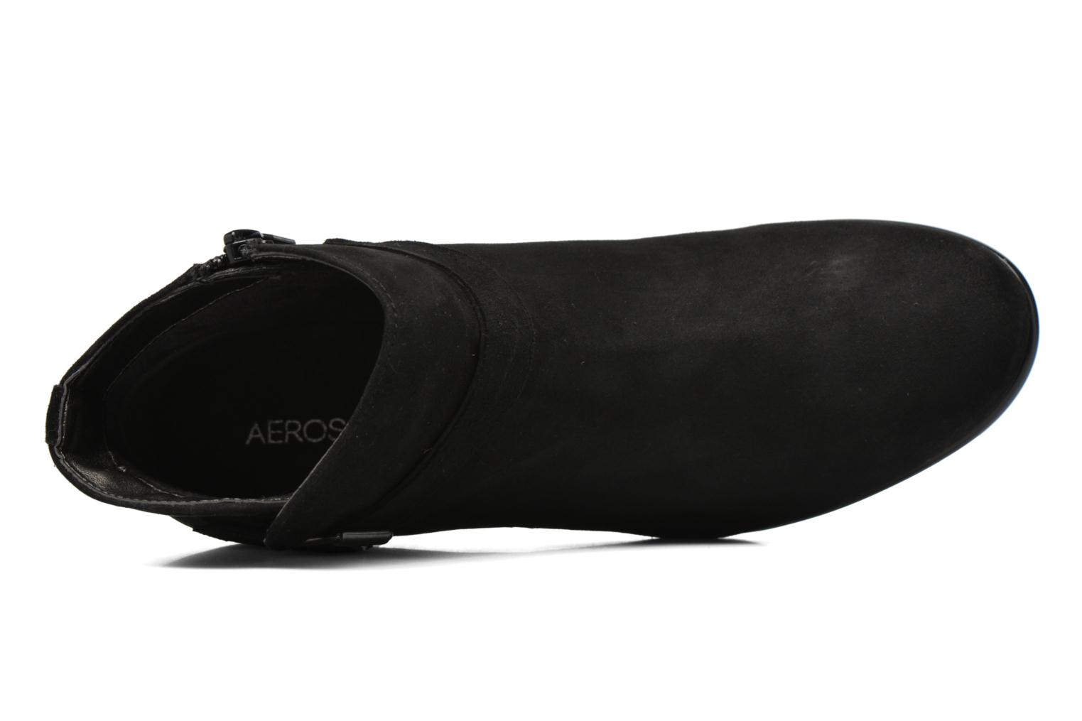 Ankle boots Aerosoles Adopted Black view from the left
