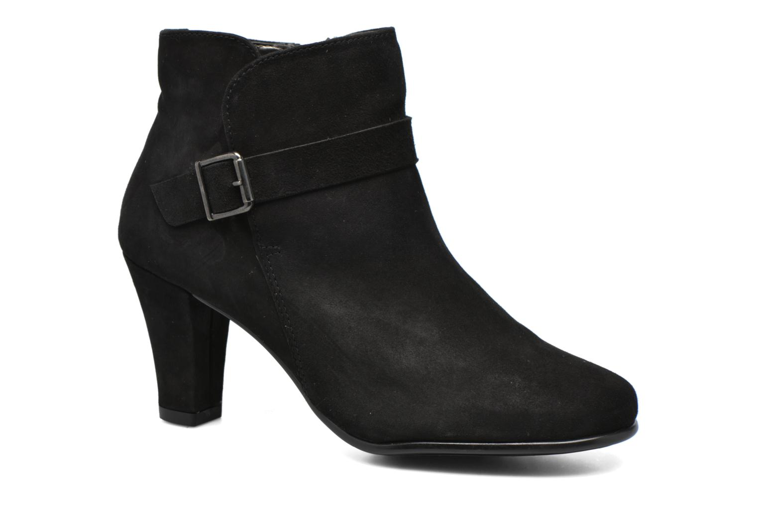 Ankle boots Aerosoles Adopted Black detailed view/ Pair view