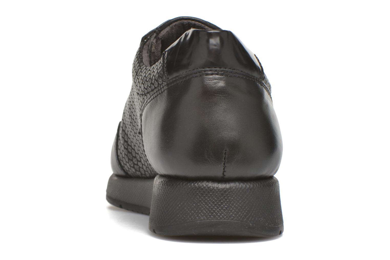 Baskets Aerosoles Better Off Noir vue droite