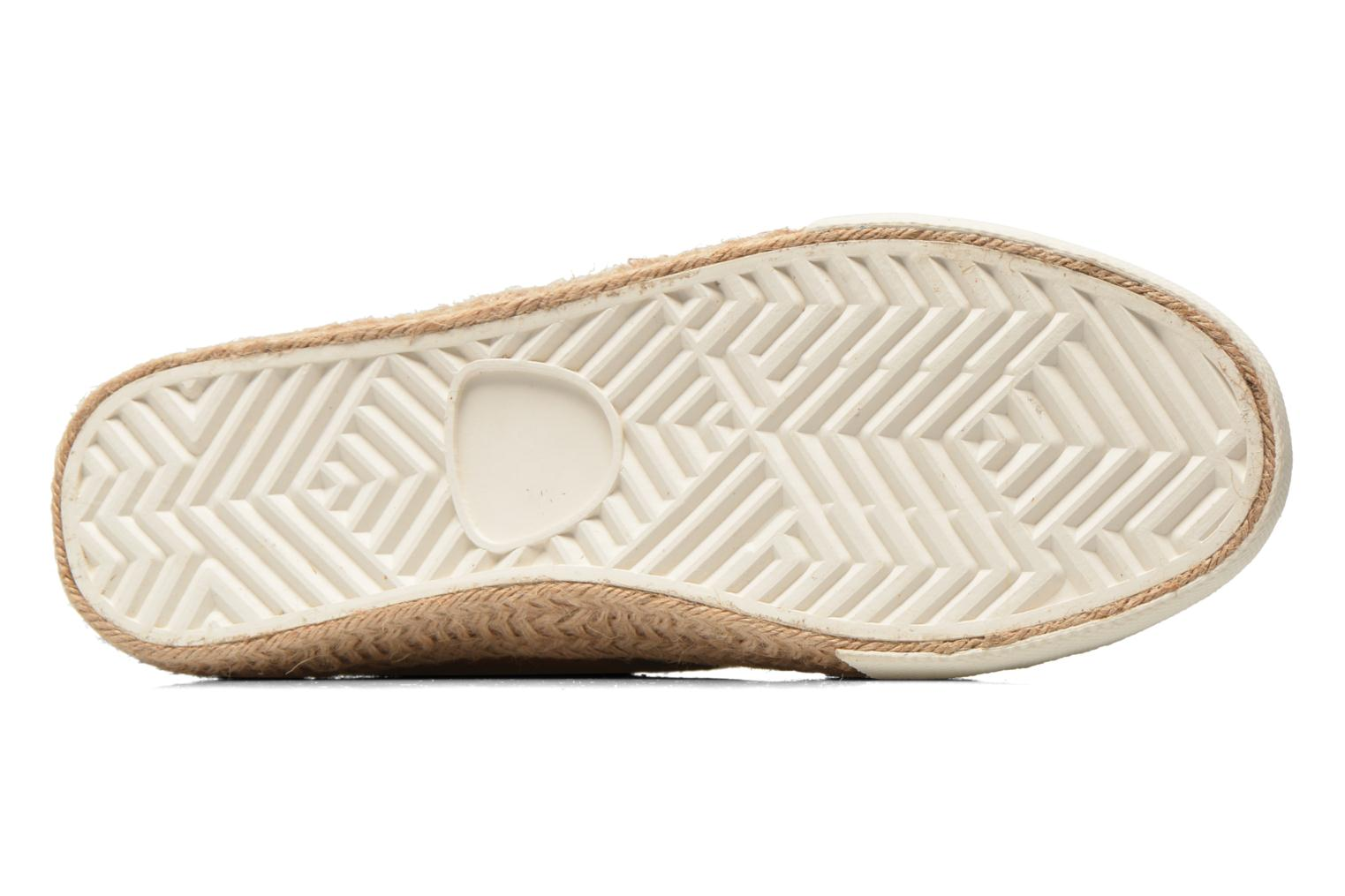 Espadrilles Pare Gabia Alto Brown view from above