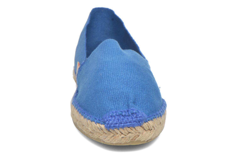 Espadrilles Pare Gabia VP Unies Smu F Bleu vue portées chaussures