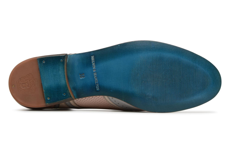 Snörade skor Melvin & Hamilton Sally 15 Beige bild från ovan