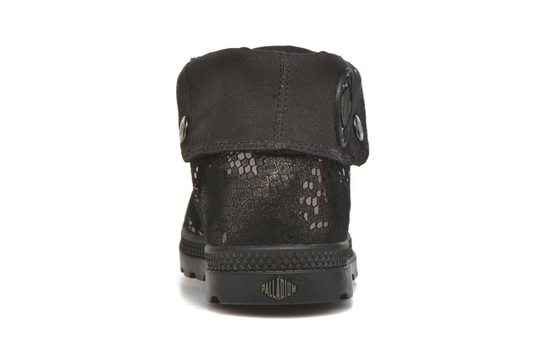 Bottines et boots Palladium Baggy Lo LP SP F Noir vue droite