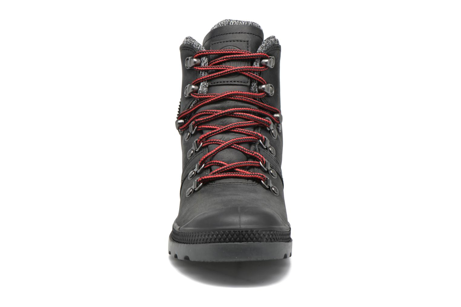 Pallab Hk LP F Black/Red/Castlerock