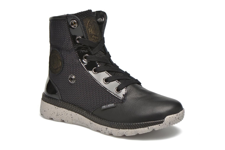 Sneakers Palladium Plvil Bgy LRX F Nero immagine 3/4