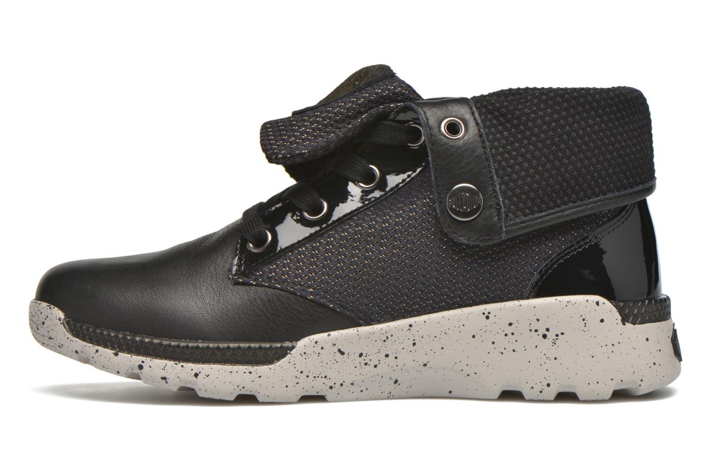 Sneakers Palladium Plvil Bgy LRX F Nero immagine frontale