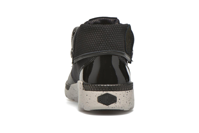 Sneaker Palladium Plvil Bgy LRX F schwarz ansicht von rechts