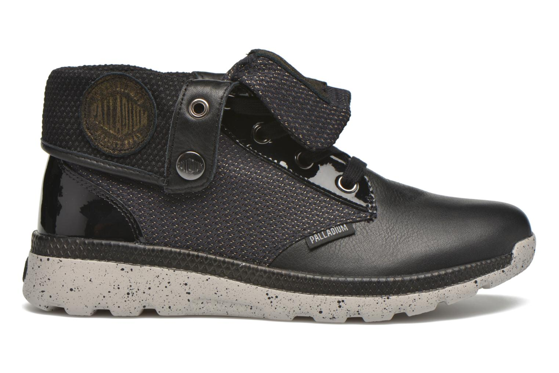 Sneakers Palladium Plvil Bgy LRX F Zwart achterkant