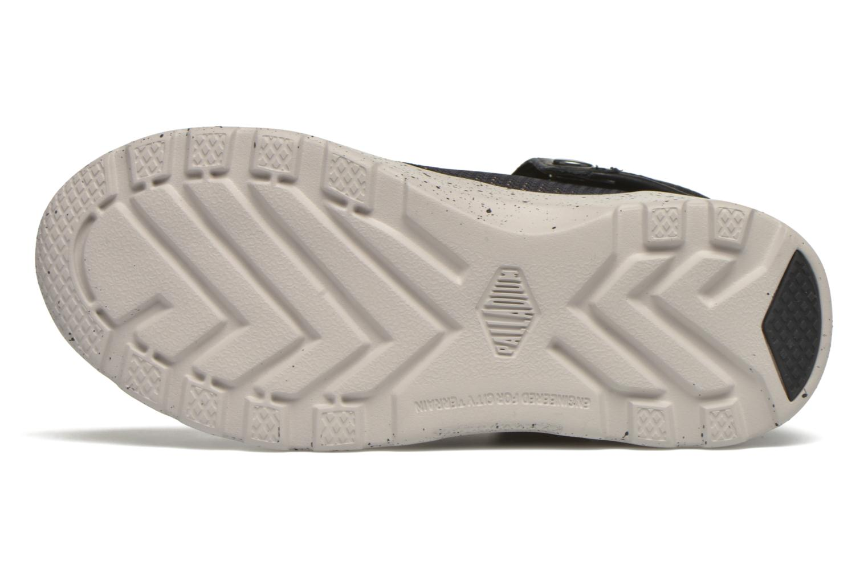 Sneaker Palladium Plvil Bgy LRX F schwarz ansicht von oben