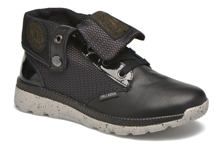 Sneakers Palladium Plvil Bgy LRX F Zwart detail