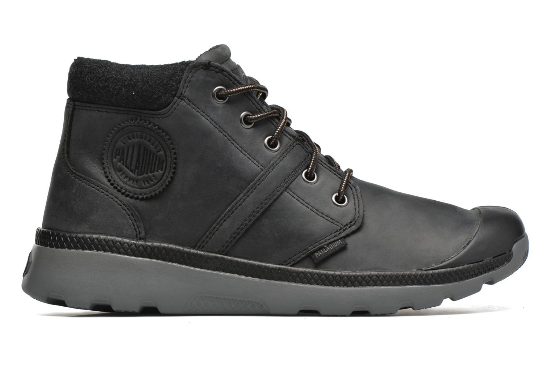 Chaussures à lacets Palladium Palavil Hi L H Noir vue derrière