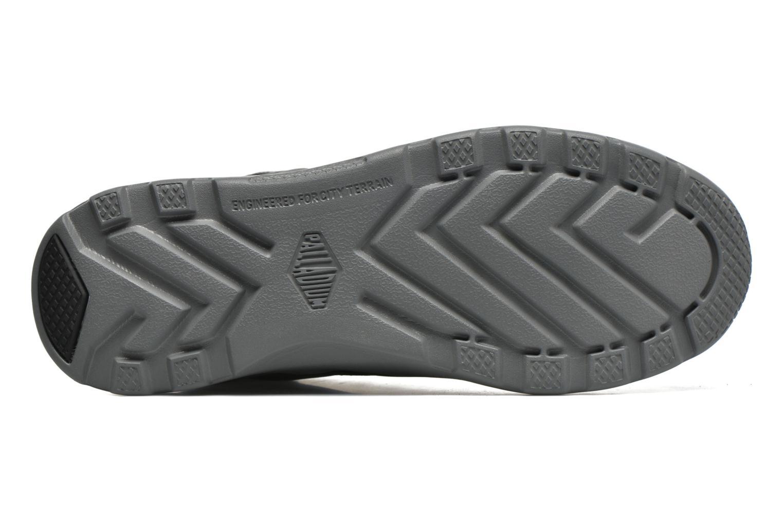 Chaussures à lacets Palladium Palavil Hi L H Noir vue haut