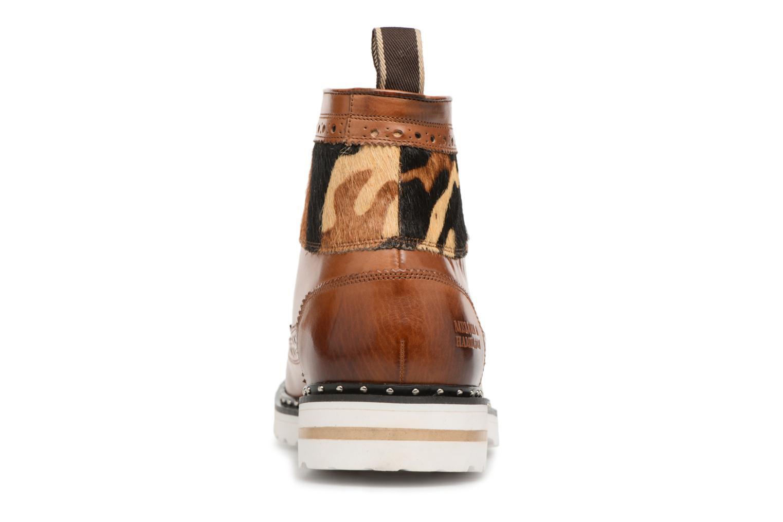 Chaussures à lacets Melvin & Hamilton Matthew 9 Marron vue droite