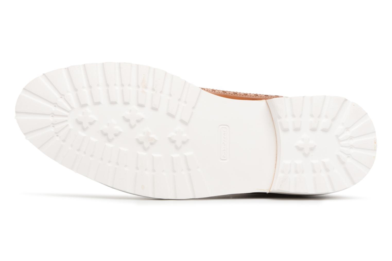 Chaussures à lacets Melvin & Hamilton Matthew 9 Marron vue haut