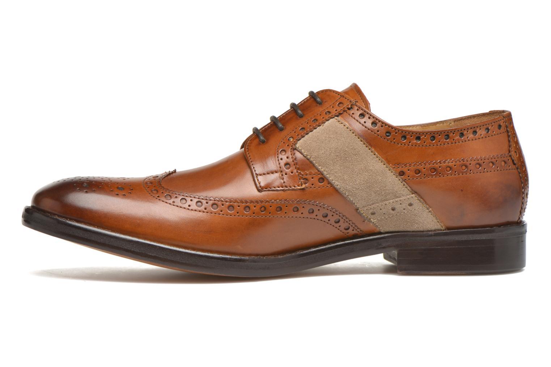Chaussures à lacets Melvin & Hamilton Eddy R/25 Marron vue face
