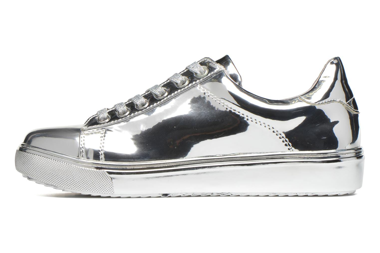 Sneakers Steve Madden Tinman Zilver voorkant