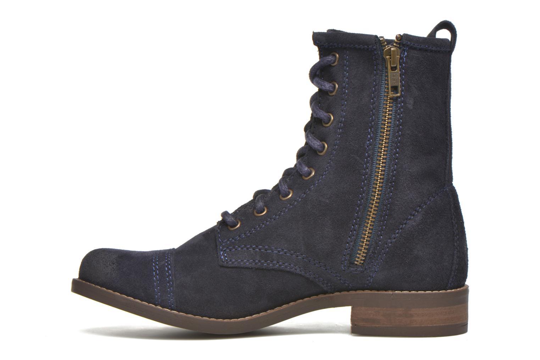 Stiefeletten & Boots Steve Madden Charrie blau ansicht von vorne