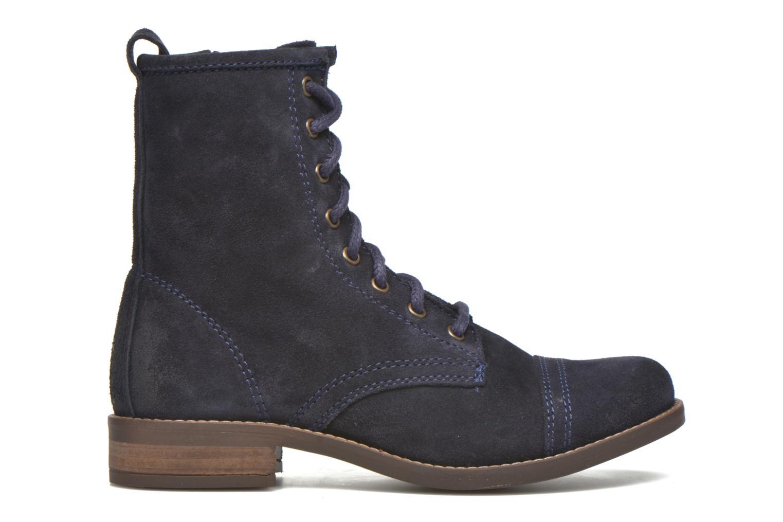 Stiefeletten & Boots Steve Madden Charrie blau ansicht von hinten