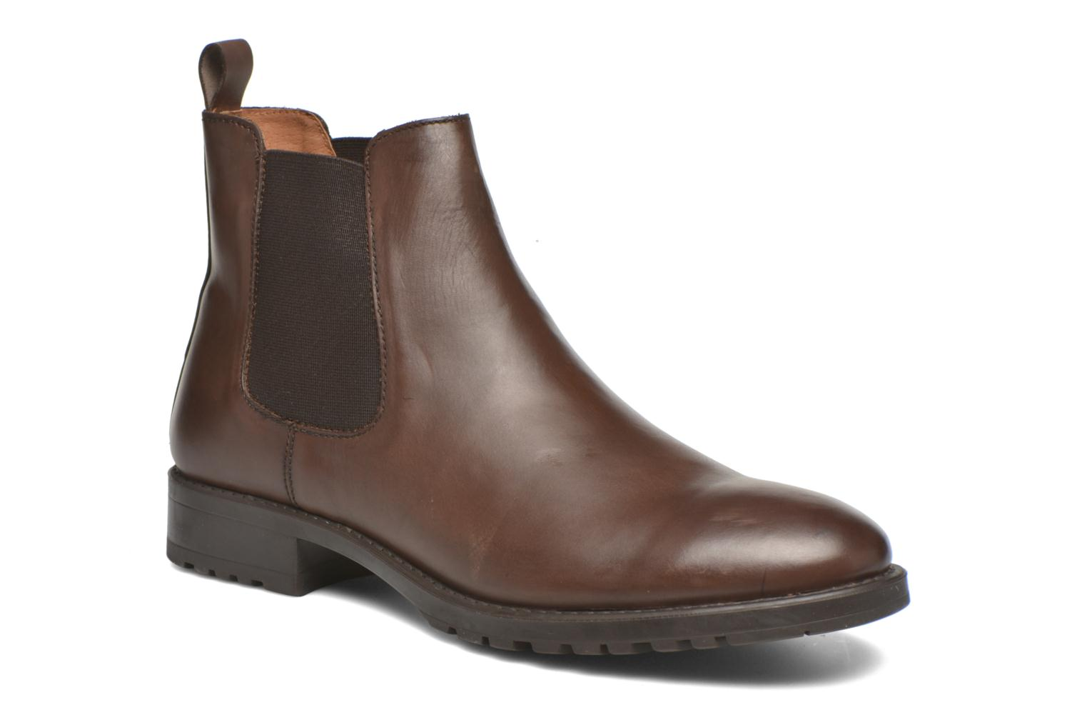 Marques Chaussure homme Marvin&Co homme Ahsford Brown caleb 1152