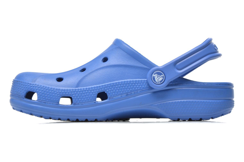 Zuecos Crocs Ralen Clog w Azul vista de frente
