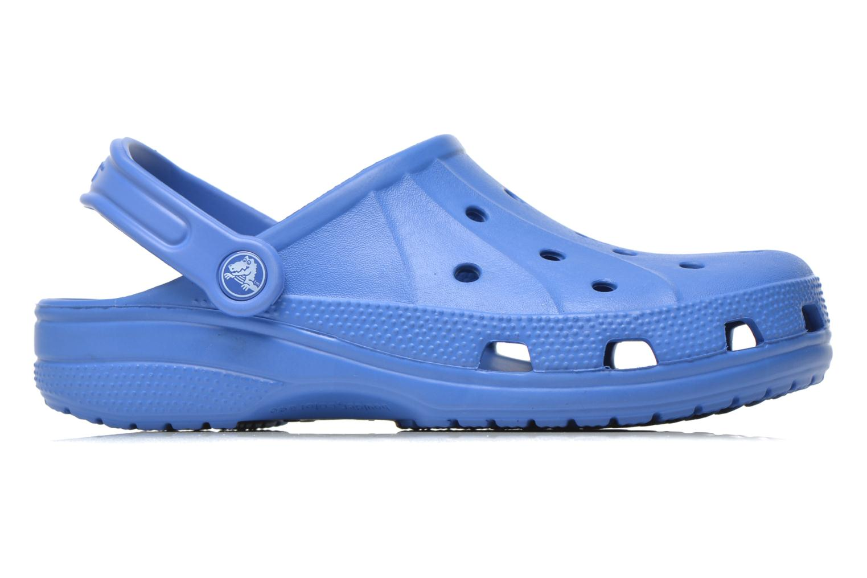 Zuecos Crocs Ralen Clog w Azul vistra trasera