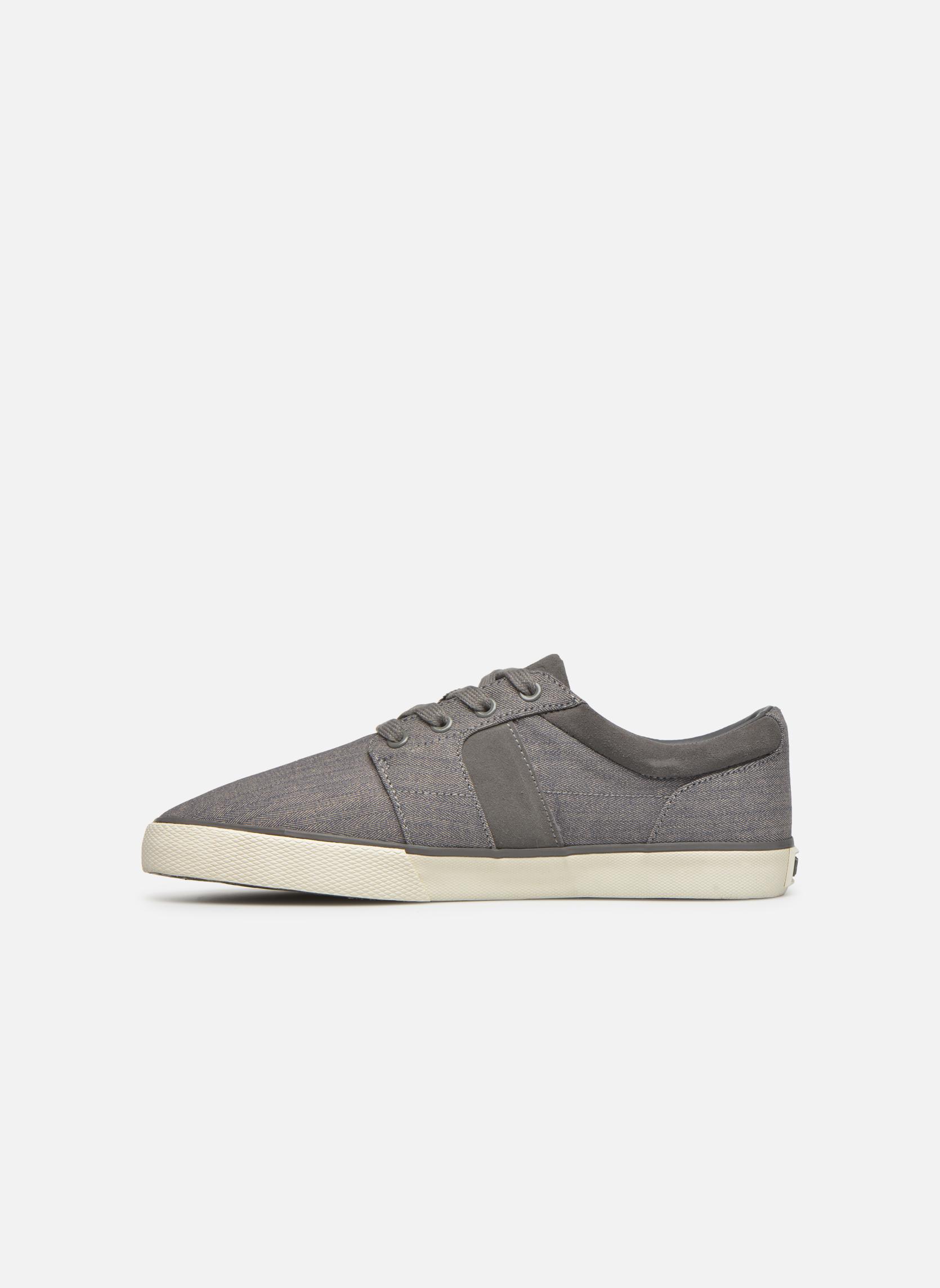 Sneaker Polo Ralph Lauren Halmore II grau ansicht von vorne