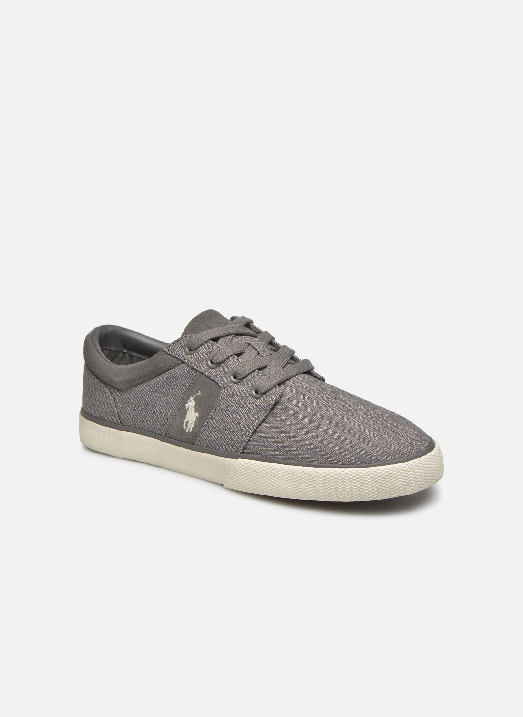 Sneaker Polo Ralph Lauren Halmore II grau detaillierte ansicht/modell