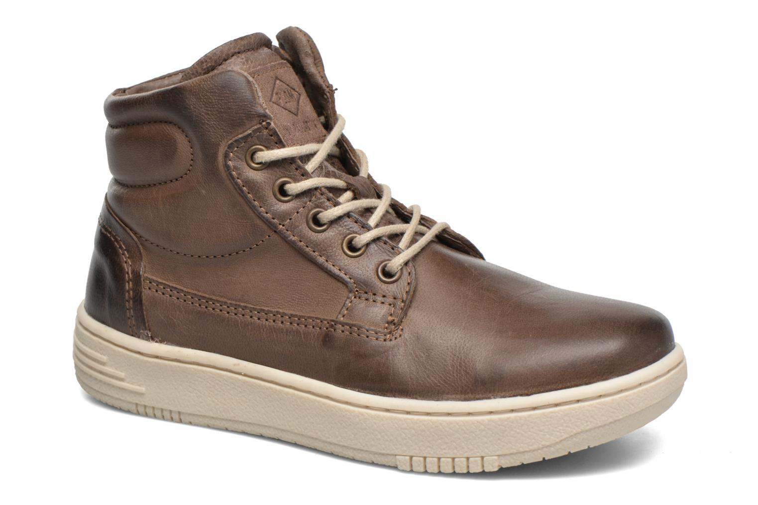 Sneakers P-L-D-M By Palladium Galax Bruin detail