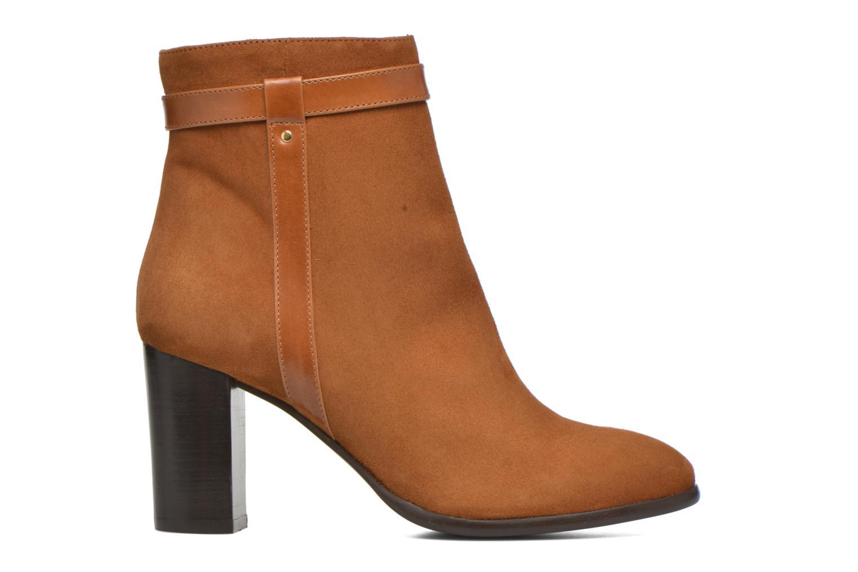 Stiefeletten & Boots Georgia Rose Tarik braun ansicht von hinten