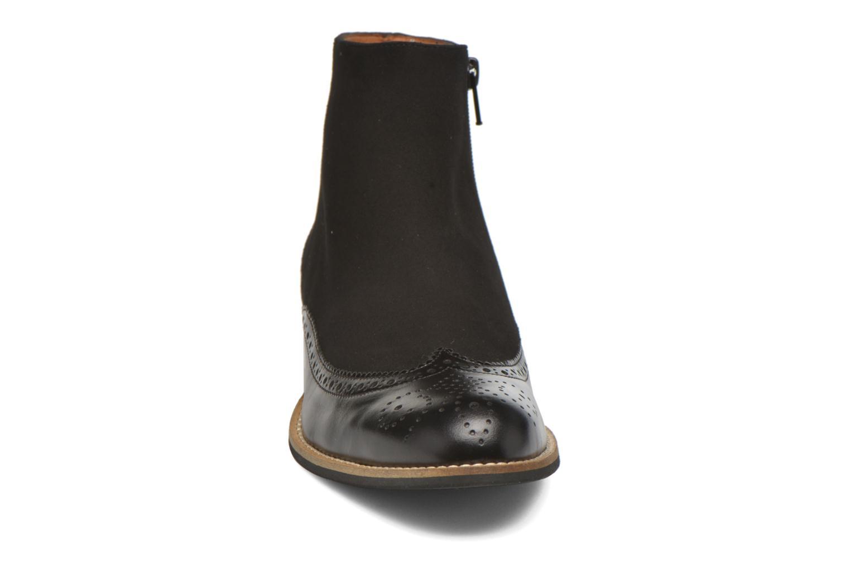 Stiefeletten & Boots Georgia Rose Tagetre schwarz schuhe getragen