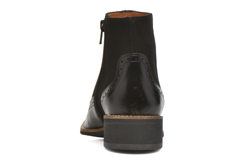 Stiefeletten & Boots Georgia Rose Tagetre schwarz ansicht von rechts