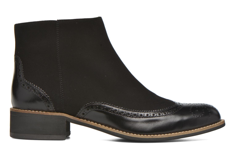 Stiefeletten & Boots Georgia Rose Tagetre schwarz ansicht von hinten