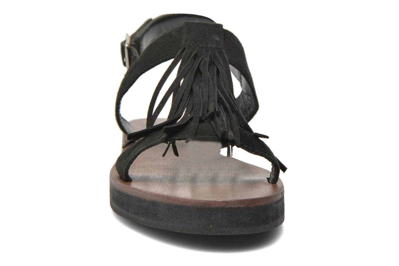 Sandals Elizabeth Stuart Perrys 606 Black model view