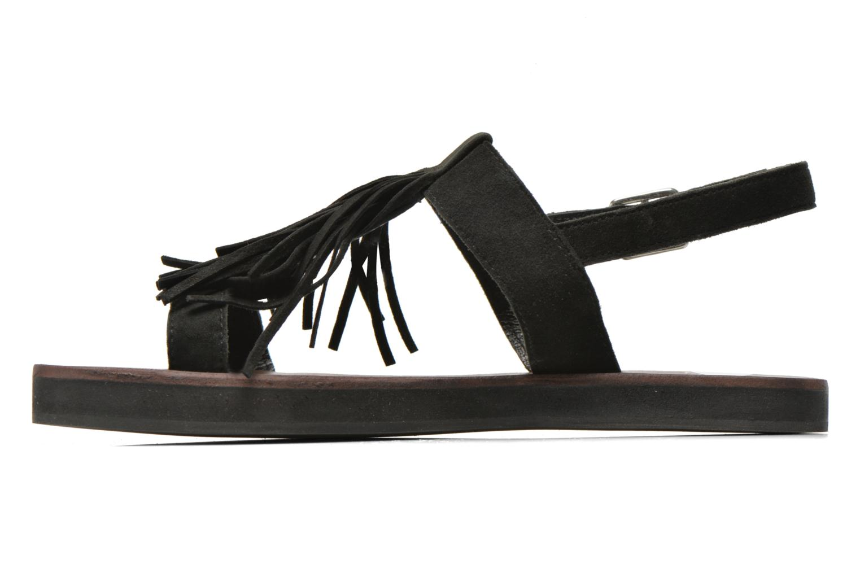 Sandals Elizabeth Stuart Perrys 606 Black front view
