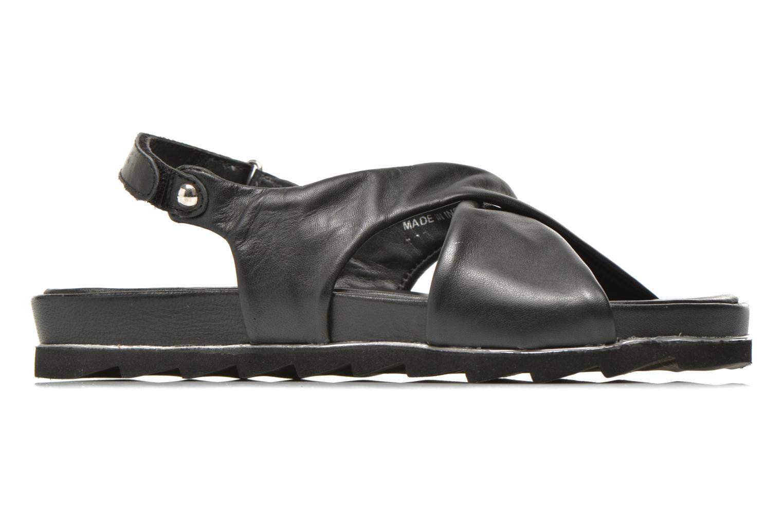Sandales et nu-pieds Elizabeth Stuart Softy 868 Noir vue derrière