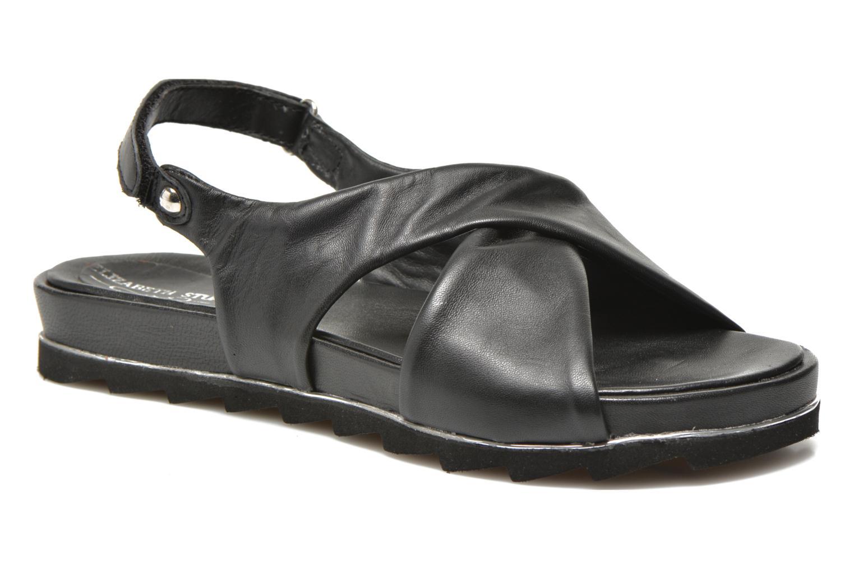 Sandales et nu-pieds Elizabeth Stuart Softy 868 Noir vue détail/paire