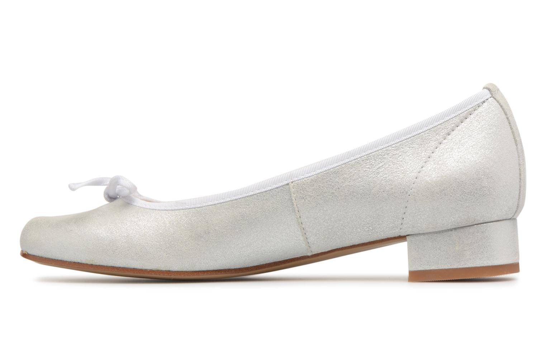 Ballerina's Elizabeth Stuart Josy 415 Wit voorkant