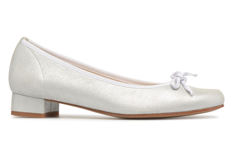 Ballerina's Elizabeth Stuart Josy 415 Wit achterkant