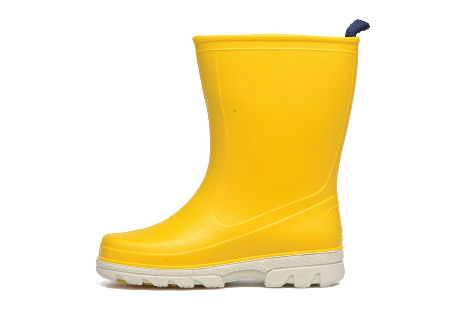 Boots & wellies SARENZA POP Virain kid Yellow front view