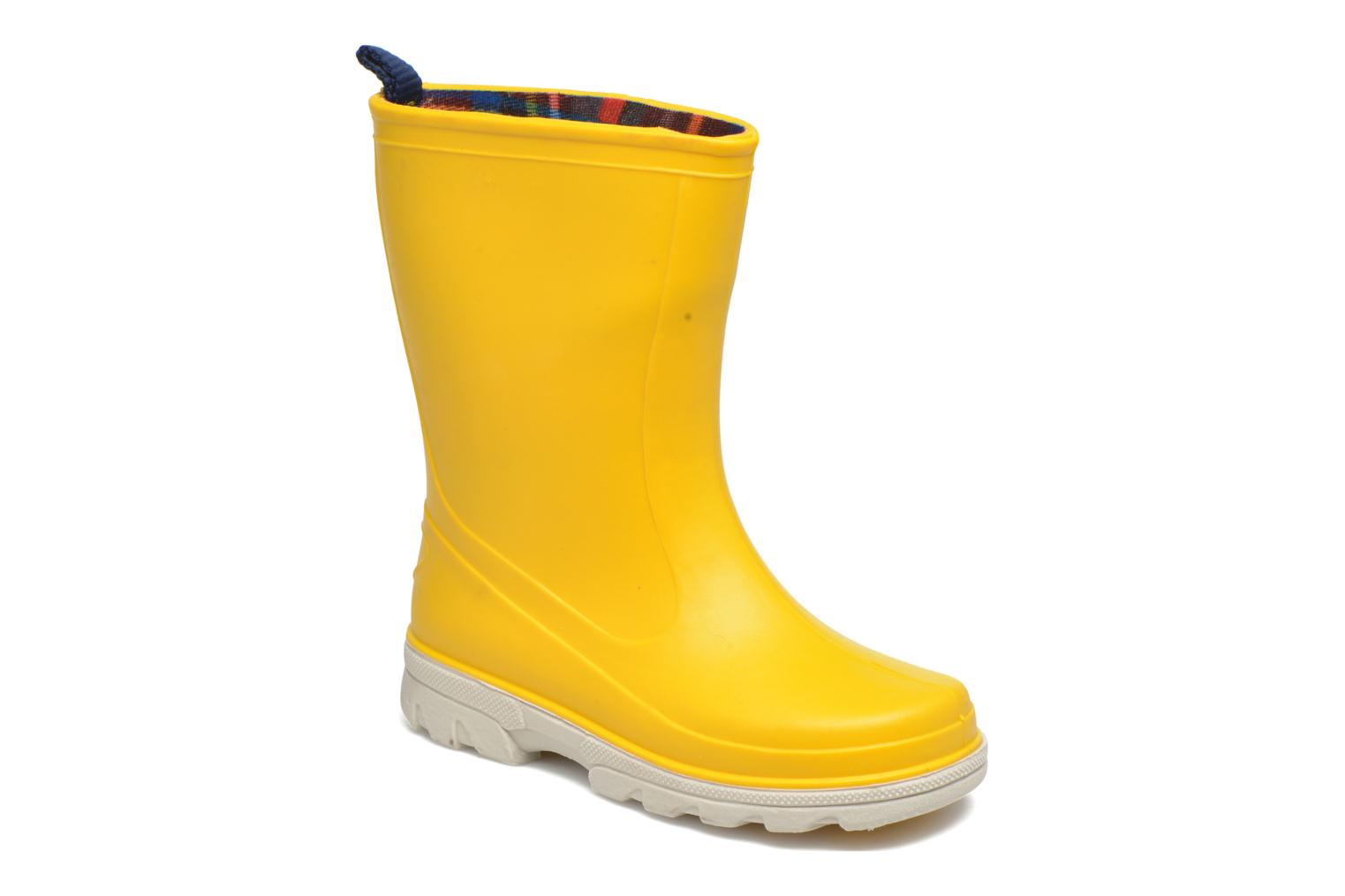 Boots & wellies SARENZA POP Virain kid Yellow detailed view/ Pair view