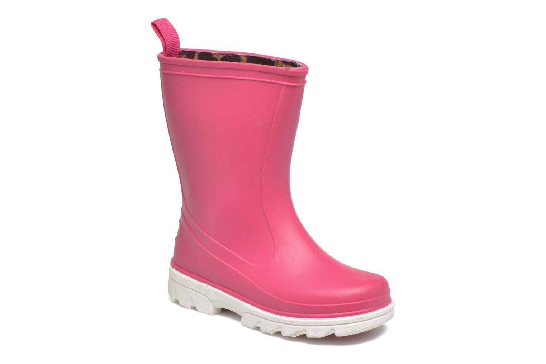 Boots & wellies SARENZA POP Virain kid Pink detailed view/ Pair view