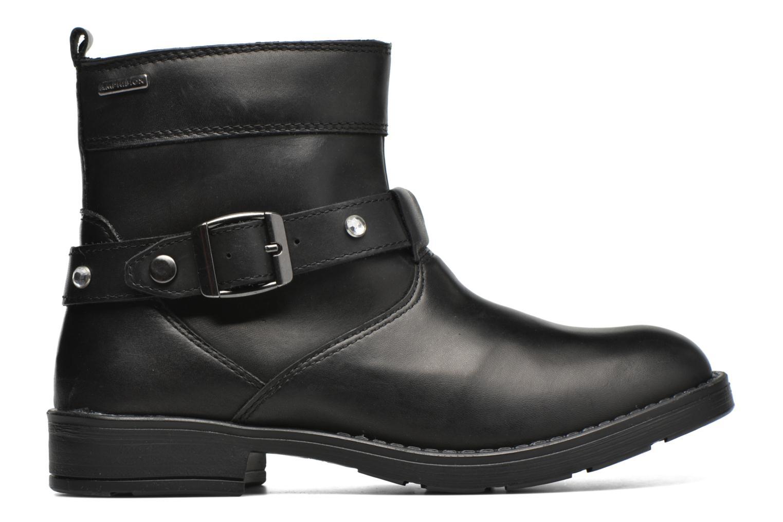 Bottines et boots Geox JR Sofia B ABX J54A2A Noir vue derrière