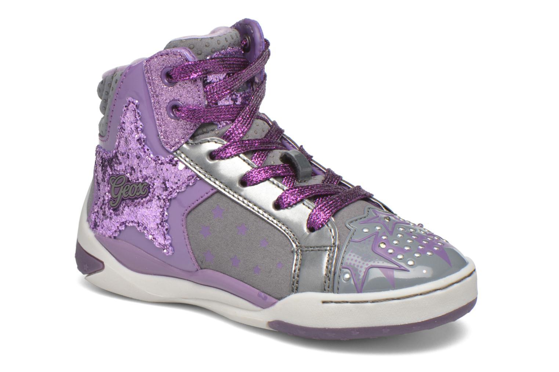 J Ayko Girl J5401A Grey/Lilac