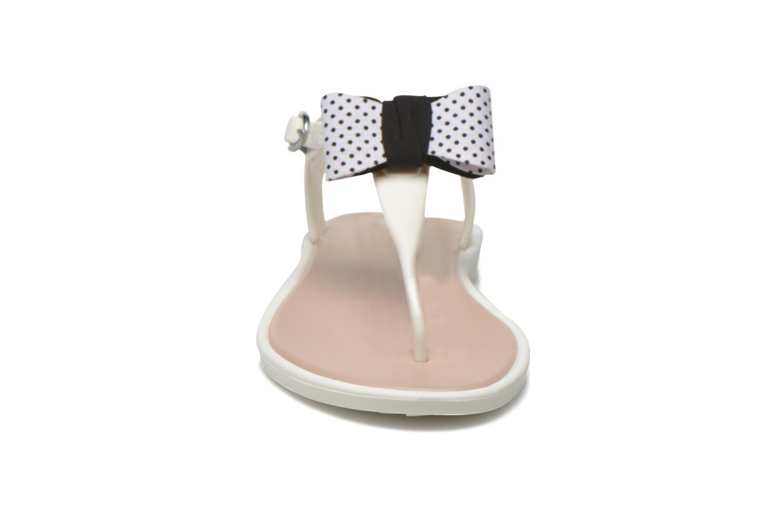 Sandales et nu-pieds Gioseppo Kanoa Blanc vue portées chaussures