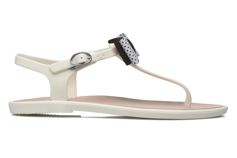 Sandales et nu-pieds Gioseppo Kanoa Blanc vue derrière