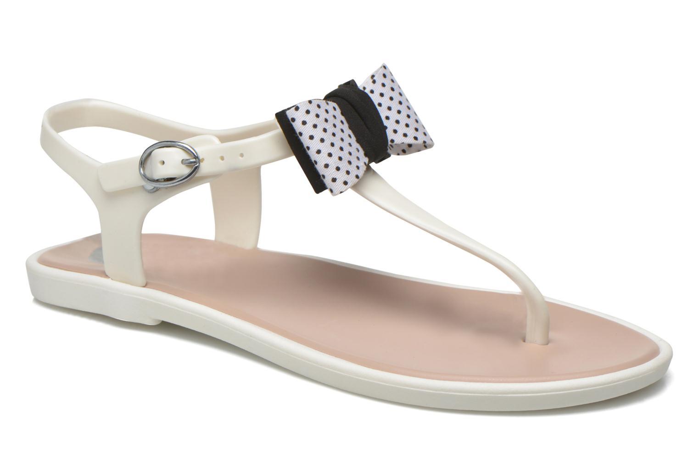 Sandales et nu-pieds Gioseppo Kanoa Blanc vue détail/paire