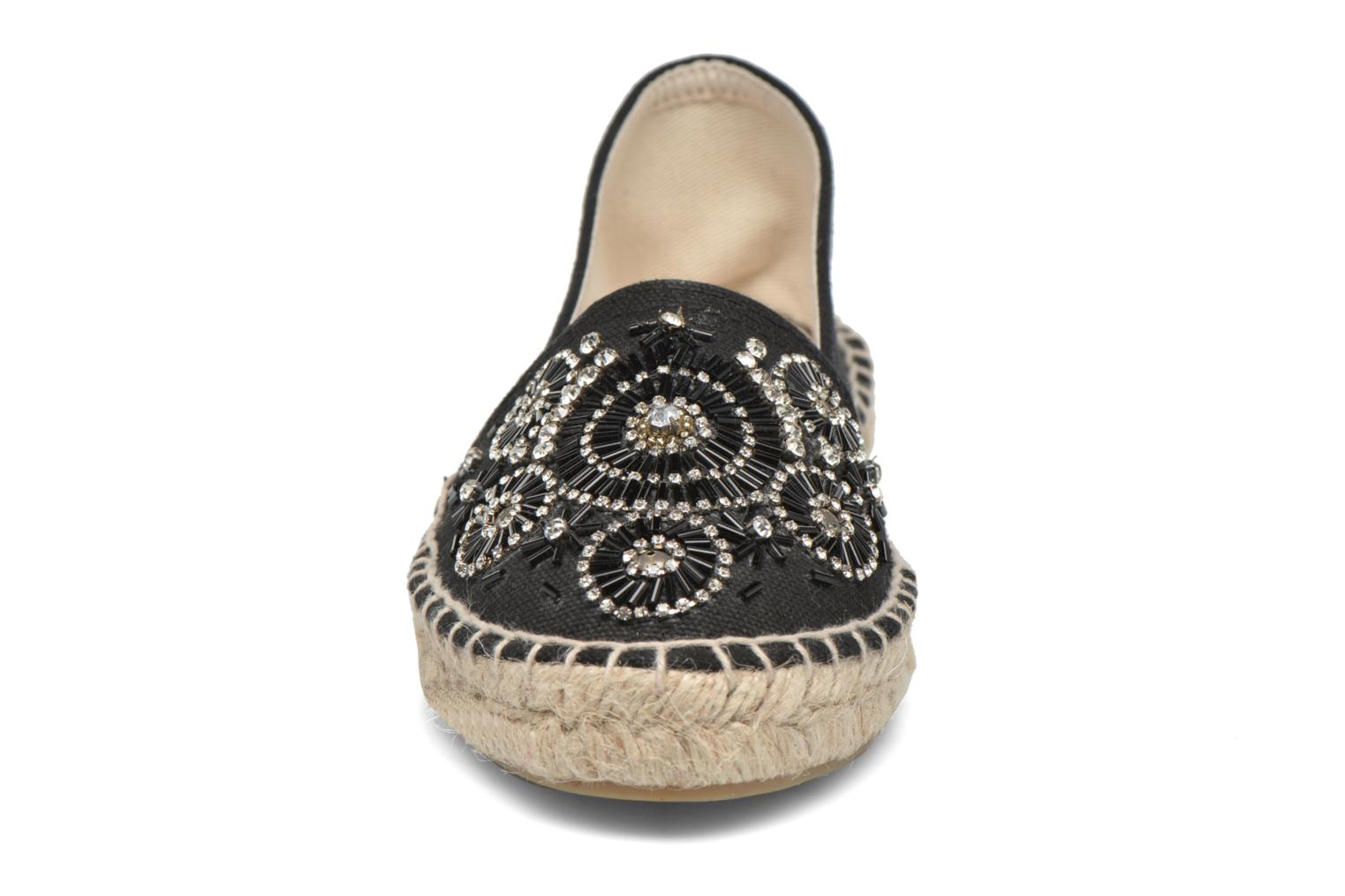 Espadrilles Gioseppo Abaran Black model view